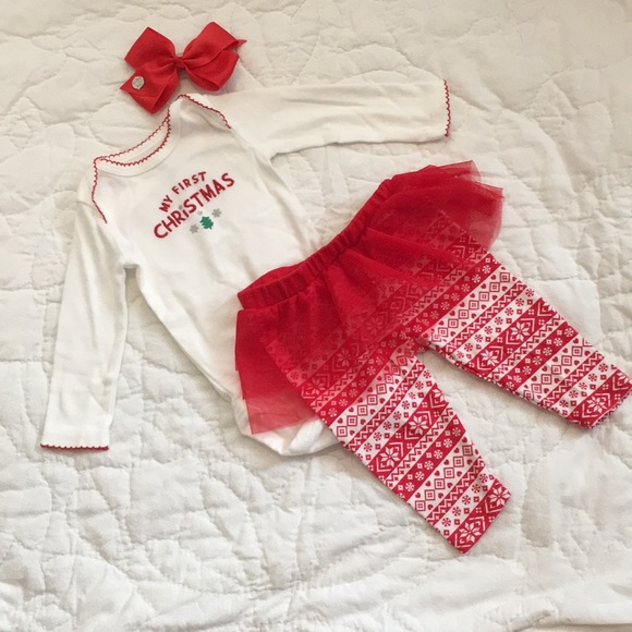 Newborn Christmas Pictures.Newborn Christmas Outfit